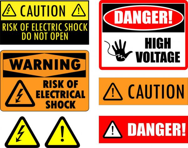 Безопасност при работа по електрообзавеждане с напрежение до и над 1000 V